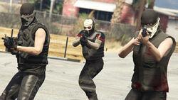 GTA Online - Duro de cazar IV