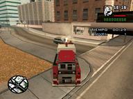 GTA SA - Bombero