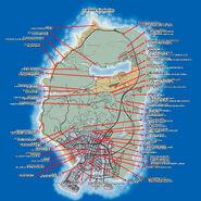 Mapa Eventos aleatorios V