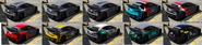 Flash GT Pinturas GTAO Atrás