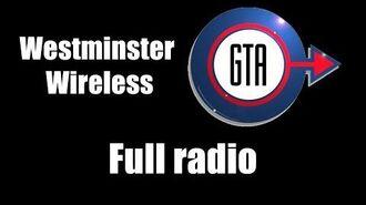 GTA London (1961 & 1969) - Westminster Wireless Full radio-0
