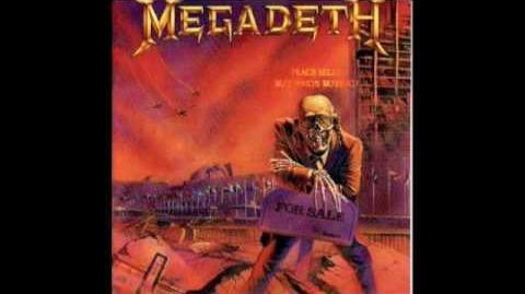 Peace Sells - Megadeth (Lyrics Included)