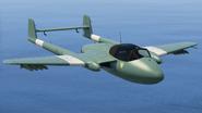 Pyro con misiles guiados