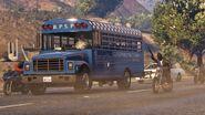 Robo Prision Bus
