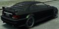 Sentinel XS detrás GTA IV.png