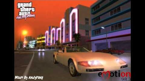 GTA Vice City Stories Radio Emotion98
