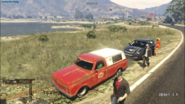 Yosemite Farm Truck