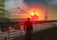 Beta de Claude en el puerto
