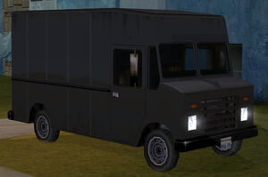 Boxville negro SA