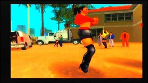 GTA VCS PS2 MISIÓN 42 PURPLE HAZE