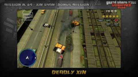 Deadly Xin (Bonus Mission)