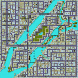 GTA1 Liberty City