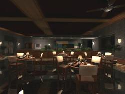 GTAVC The Lab Ocean View Hotel Render 3