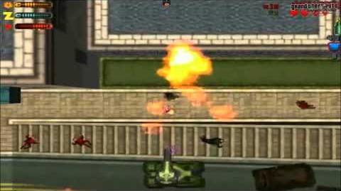 GTA 2 (PC) - ¡ATAQUE DE TANQUE!