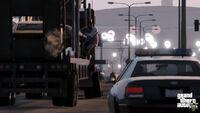 GTA V Camion