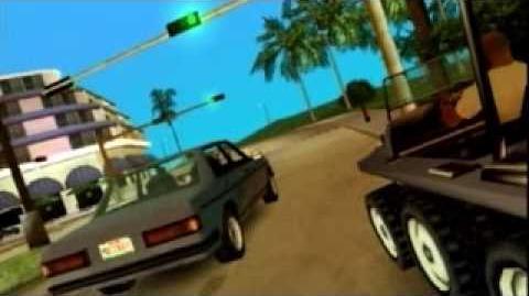 GTA Vice City Stories - Splitz-6 ATV