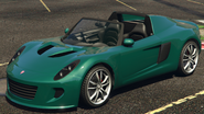 Voltic descapotable-GTAV