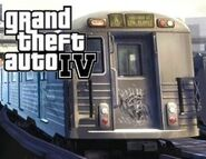 Artwork tren GTAIV