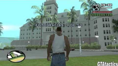 GTA San Andreas - Descubriendo las 50 fotografias - Parte 1 (Partida disponible!)
