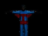 Ropa de superhéroe