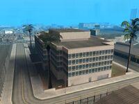 Vista Aérea del Las Venturas Hospital