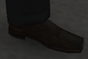 Zapatos estilo Oxford marrones GTA IV