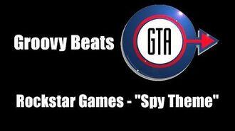 "GTA London (1961 & 1969) - Groovy Beats Rockstar Games - ""Spy Theme"""