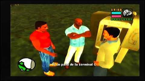 GTA VCS PS2 MISIÓN 28 UN SOPLÓN DEL COPON
