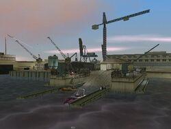 Muelle de Vice City