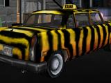 Taxi Cebra