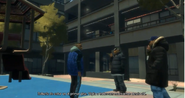 GTAIV-Mision-Holland Nights-FrancisMcRearydandoinstruccionesaNikoBellic