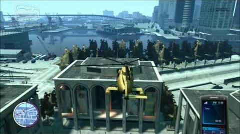 GTA TBoGT - Misión 16 - Not So Fast