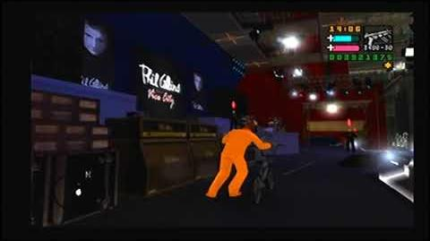 "GTA VCS PS2 MISIÓN 43 ""KILL PHIL PARTE 2"""