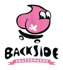 Backside Skateboards logotipo