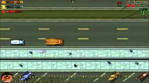 GTA 2 (PC) - ¡FUE UN ACCIDENTE!