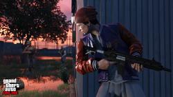"""GTA Online - Modo Adversario """"Dentro y fuera""""1"""