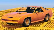Ruiner 2000 Naranja Tiempo Extra