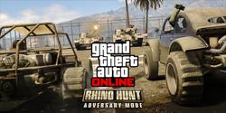 """GTA Online - Modo Adversario """"Caza de Rhinos""""2"""