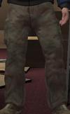 Pantalones uniforme camuflaje GTA IV