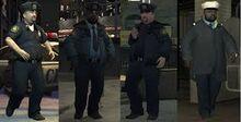 GTA IV Fat cops