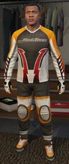 Indumentaria de motocross Franklin
