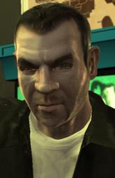 Dardan Petrela en GTA IV