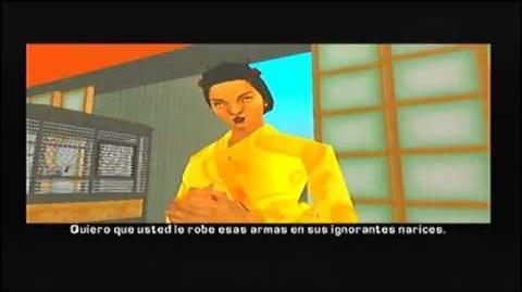 GTA LCS PS2 MISIÓN 63 MORE DEADLY THAN THE MALE