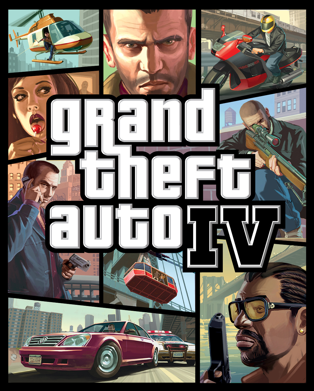 100 De Grand Theft Auto Iv Grand Theft Encyclopedia Fandom