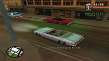 High Stakes, lowrider 5