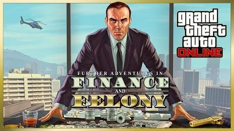 GTA Online Nuevas Aventuras de Finanzas y Crimen