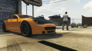 Rapid GT Tuning GTA Online