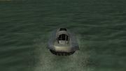 Vortex por el agua