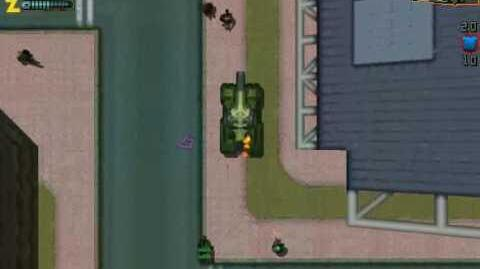 GTA 2 (PC) - ¡EL ROBO DEL TANQUE!