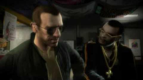 GTA IV - Pause Menu Music Theme